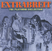 Extrabreit The Platinum Collection Серия: Warner Platinum инфо 12948e.