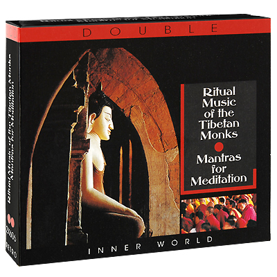 Ritual Music Of The Tibetan Monks Mantras For Meditation (2 CD) Серия: Retro инфо 13046e.