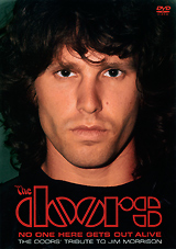 "The Doors: No One Here Gets Out Alive The Doors' Tribute To Jim Morrison Формат: DVD (PAL) (Keep case) Дистрибьютор: Концерн ""Группа Союз"" Региональный код: 0 (All) Количество слоев: DVD-5 (1 слой) инфо 13521e."